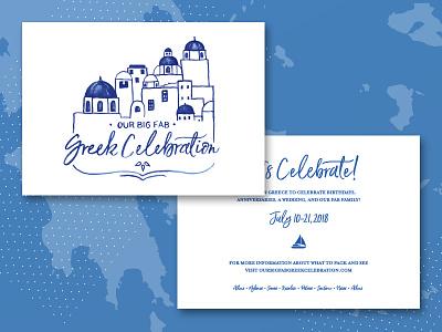 Our Big Fab Greek Celebration