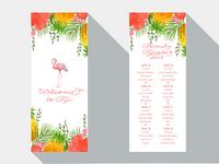 Fiji Invitations