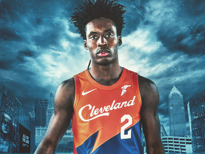 Cleveland Cavaliers City Jersey Release