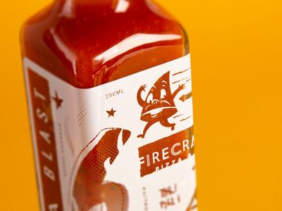 Firecracker Pizza & Beer Hot Sauce