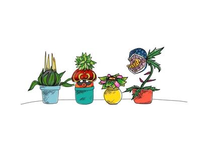 Zelda Plants