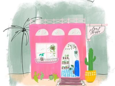 Desert Plant Shop