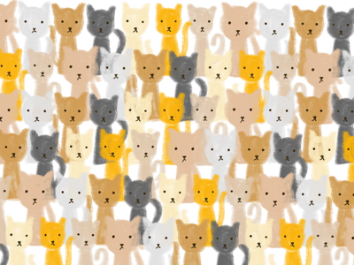 Here Are These Cats