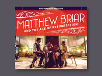 Matthew Briar and the Age of Resurrection