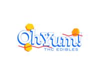 Oh Yum! THC Edibles Company Logo