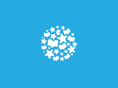 Children's Digital Library logo concept 2