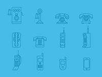 Zendesk Telephone Icons