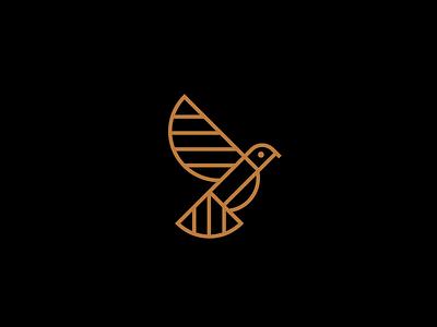 Dove logo identity bird dove mono move united branding sean