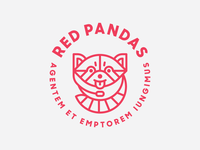 Zendesk Red Pandas Team Logo