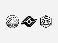 Sage/Visionary/Insight Symbol Explorations