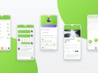 Gatha App UI