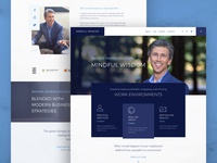 Mindful Spencer Web Design