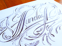 Sketch | Sunday