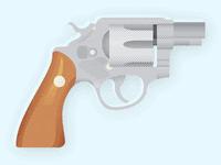 Snub-Nosed Revolver