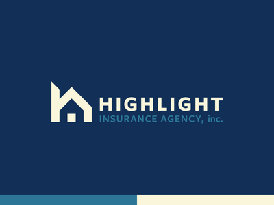 Highlight Insurance Agency Logo