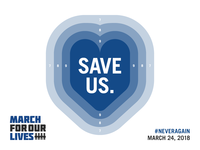 March For Our Lives — Save Us