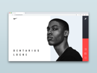 Nike Future HTML/CSS Build