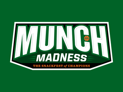 Munch Madness sports ncaa march madness march basketball the variable lowes foods groceries store grocery snack food madness munch