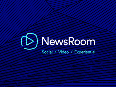 Newsroom Identity Concept 2