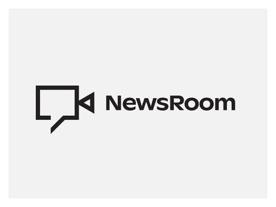 Newsroom Identity Concept 4