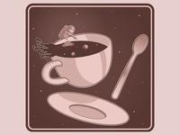 Astronauts and Black Coffee