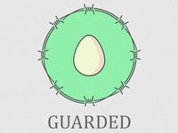 Guarded - Inktober 2018 Prompt