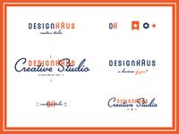 Designhaus Rebrand Exploration