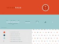 DesignHaus New Logo System