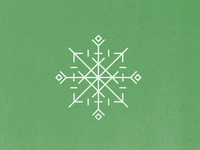 AIA Snowflake Holiday Party invite