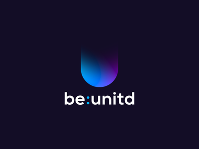 be:unitd united gradient logotype
