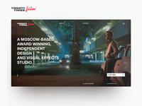 Film company -02 WEB DESIGN SHOT