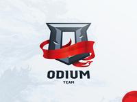 Odium Team [Concept logo]
