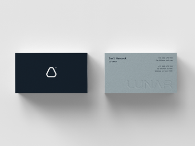 Horizontal Business Card 13