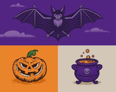 Halloween Set 02
