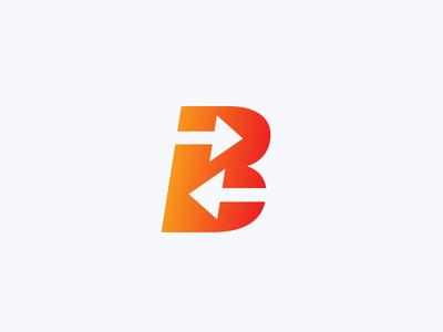Barter logo concept