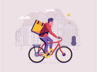 Bicycle Delivery Service
