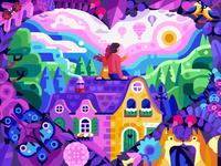 Romantic Dream House