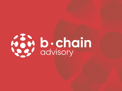 b-chain   logo & website