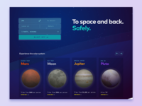 #SPACEDchallenge Homepage