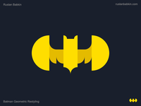 Batman Geometric Restyling