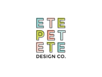 Logo Variation for Etepetete Design Co.