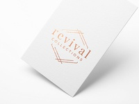 Revival Collections Logo & Brand Identity