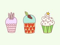 Cupcakes IV