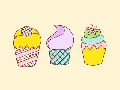 Cupcakes V