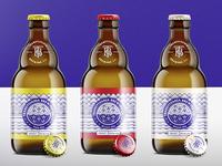 TRANSYLVANIA BREWING Co. - Beer Label Design
