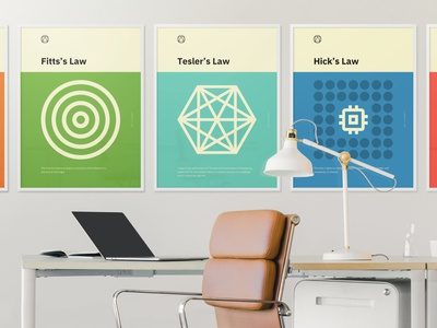 The Online Store of Jon Yablonski store laws of ux poster design