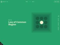 Law Of Common Region