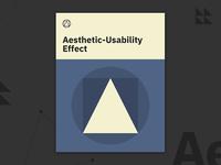 Aesthetic Usability Effect