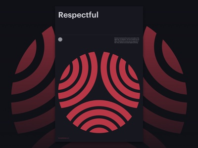 Humane By Design | Respectful design vector ui poster ethical ethics ux