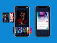 Sterkinekor mobile app redesign